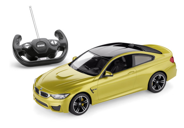 BMW M4 с дистанционно управление
